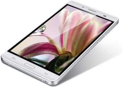 Iball Weber (White&Silver, 8 GB)