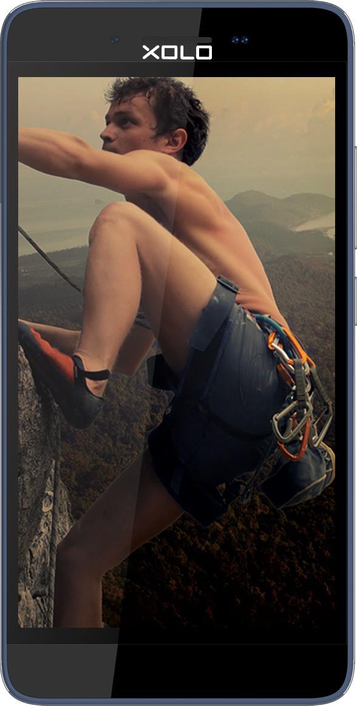 XOLO ERA 4K (Blue, 8 GB)(2 GB RAM)