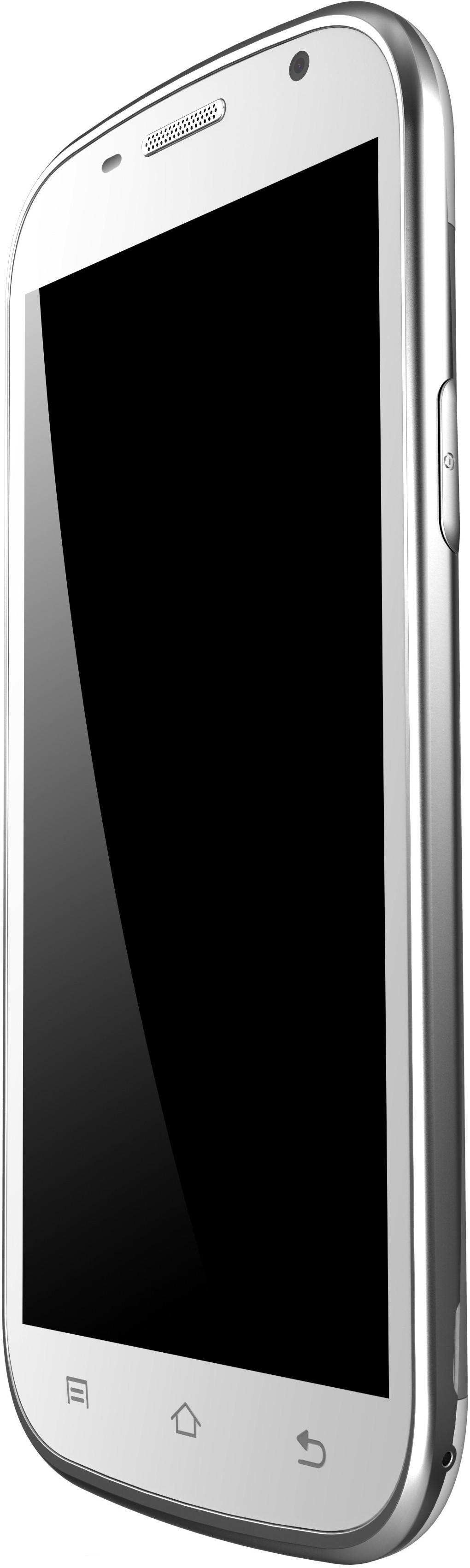 Karbonn Smart A26 (White Silver, 4 GB)(512 MB RAM)