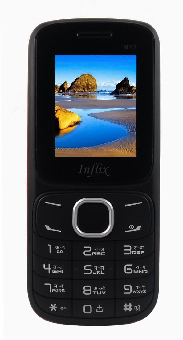 Inflix N13(Black)