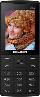 Celkon C26(Black and Blue)