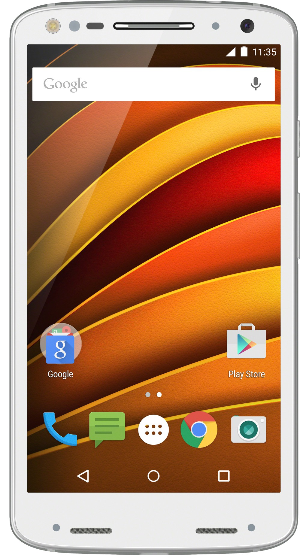 View Moto X Force (White, 32 GB)(3 GB RAM) Mobile Price Online(Motorola)