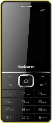 Karbonn K55 Star(Yellow & Black)