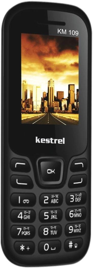 Kestrel KM 109(Black)