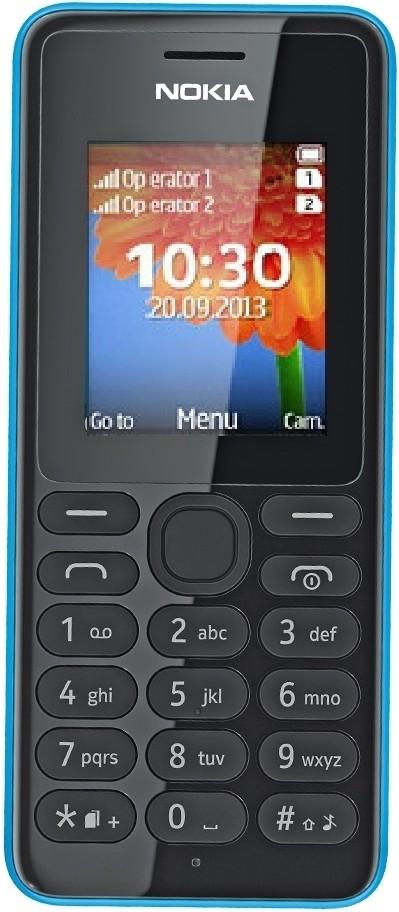 Nokia 108 Dual SIM(Cyan)