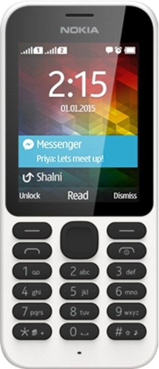 Nokia 215(White)
