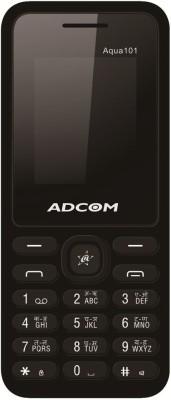 Adcom Aqua 101 (Black, 64 MB)