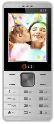 Chilli B35 (Silver, 256 MB)