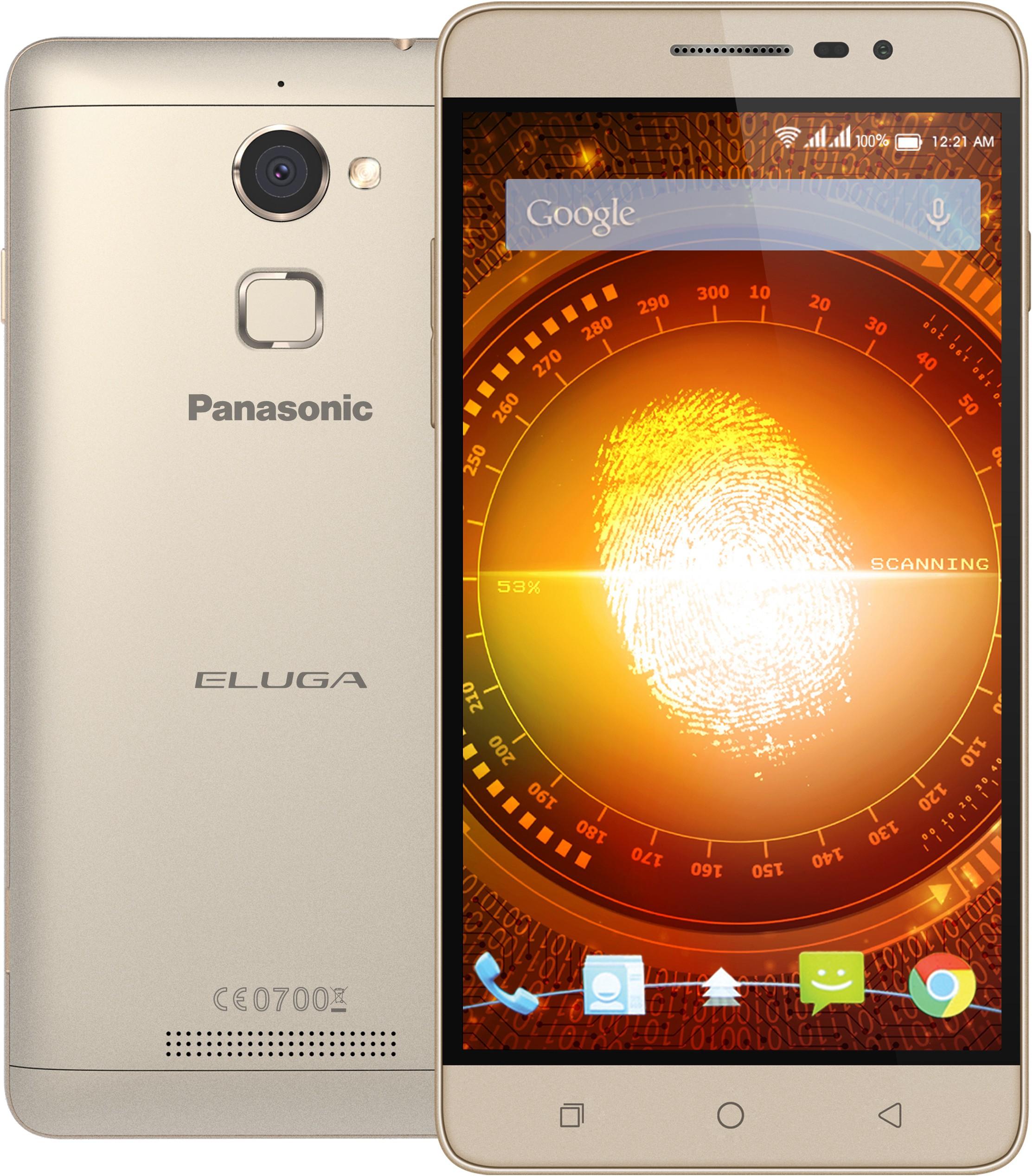 Panasonic Eluga Mark (Royal Gold, 16 GB)(2 GB RAM)