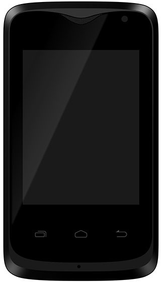 Intex Aqua R2 (Silver & Black, 20 KB)(256 MB RAM)