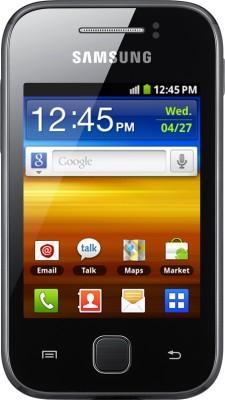 SAMSUNG Galaxy Y (Absolute Black, 180 MB)