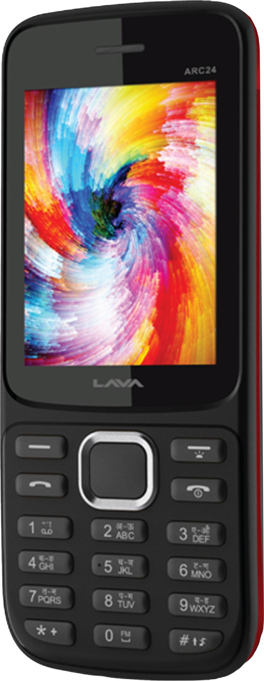 Lava ARC 24(Red)