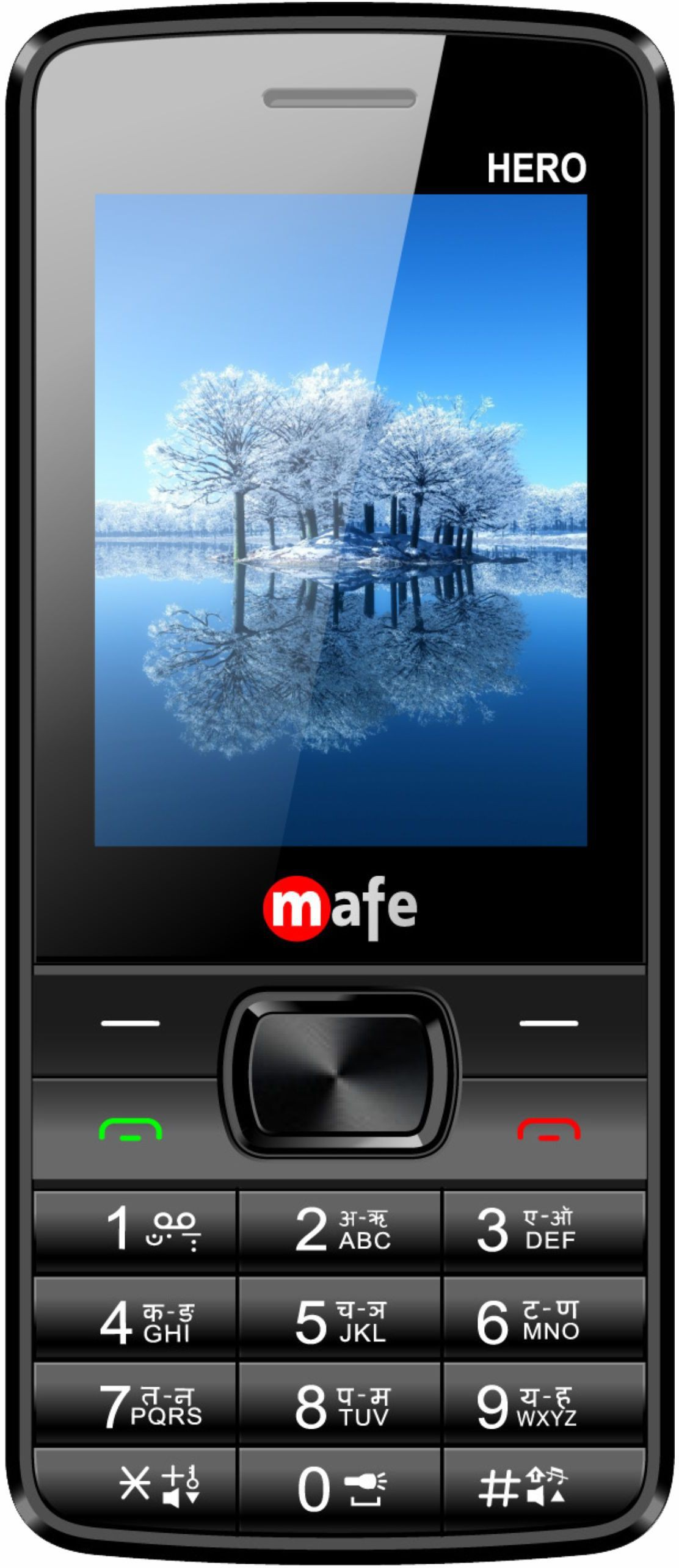 Mafe HERO(Black)