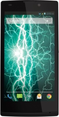Lava Iris Fuel10 (Black, 1 GB)(1 GB RAM)