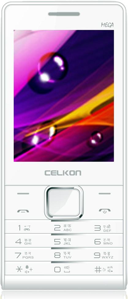 Celkon Charm Mega(White)