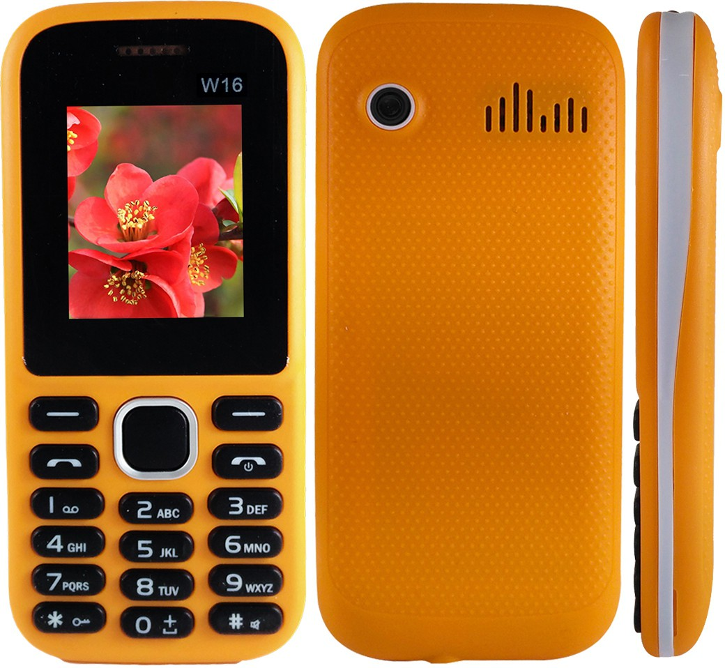 Mobi Store W16(Orange)