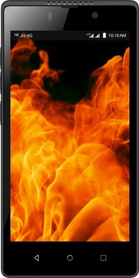 LYF FLAME 8 with JIO Preview Offer (White, 8 GB)
