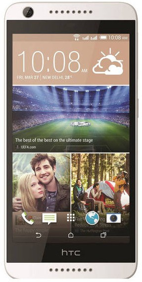 HTC Desire 626 4G LTE (White Birch, 16 GB)(2 GB RAM)