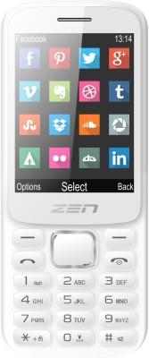 Zen M68 (White, Blue, 256 MB)
