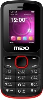 Mido D15(Black & Red)