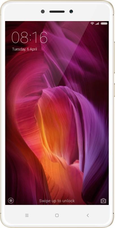 Redmi Note 4 (Gold, 64 GB)(4 GB RAM)