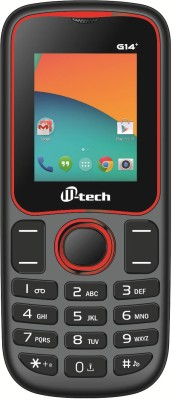 Mtech G14+ BLACK+RED (Black, Red, 32 MB)