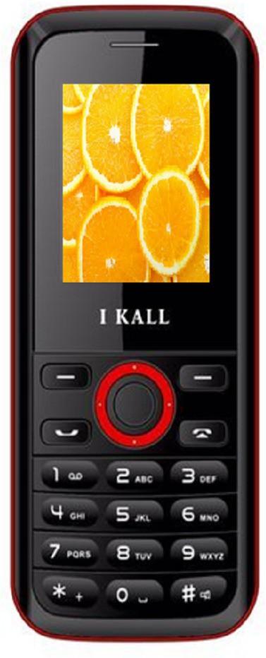 I Kall K18(Black & Red)