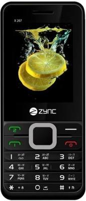 Zync X207 (Black, 36 MB)