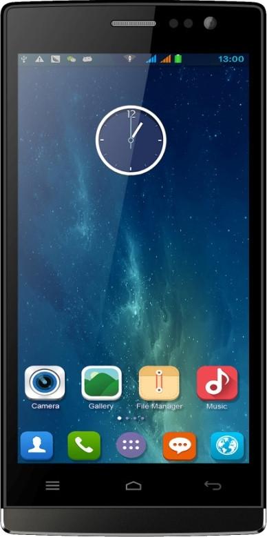 Karbonn A19 Plus (Black, 8 GB)(1 GB RAM)