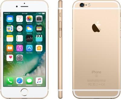 Apple iPhone 6s (Gold, 64 GB)(2 GB RAM)