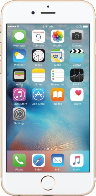 Apple iPhone 6s (Gold, 32 GB)(2 GB RAM)