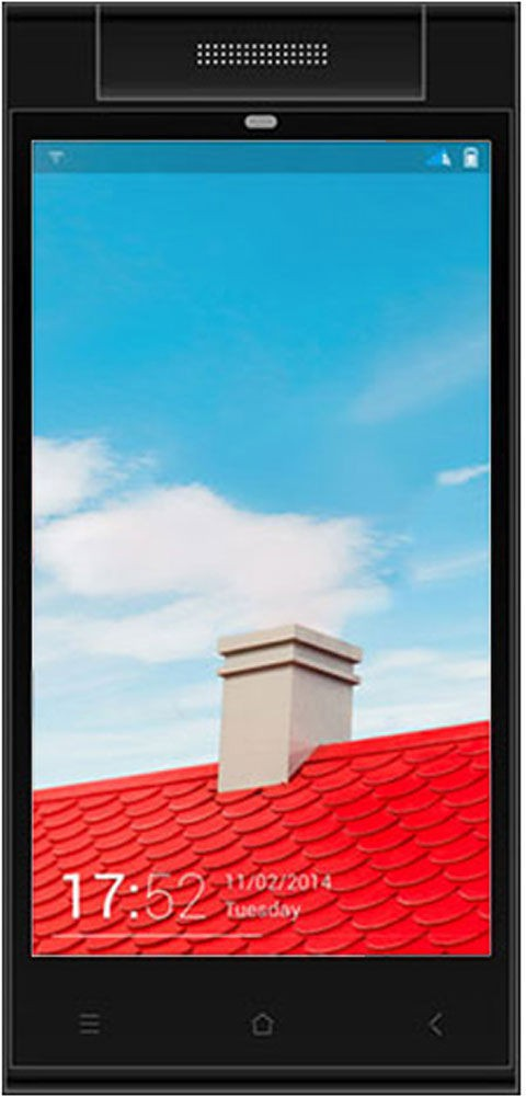 Gionee E7 Mini (Black, 16 GB)(1 GB RAM)