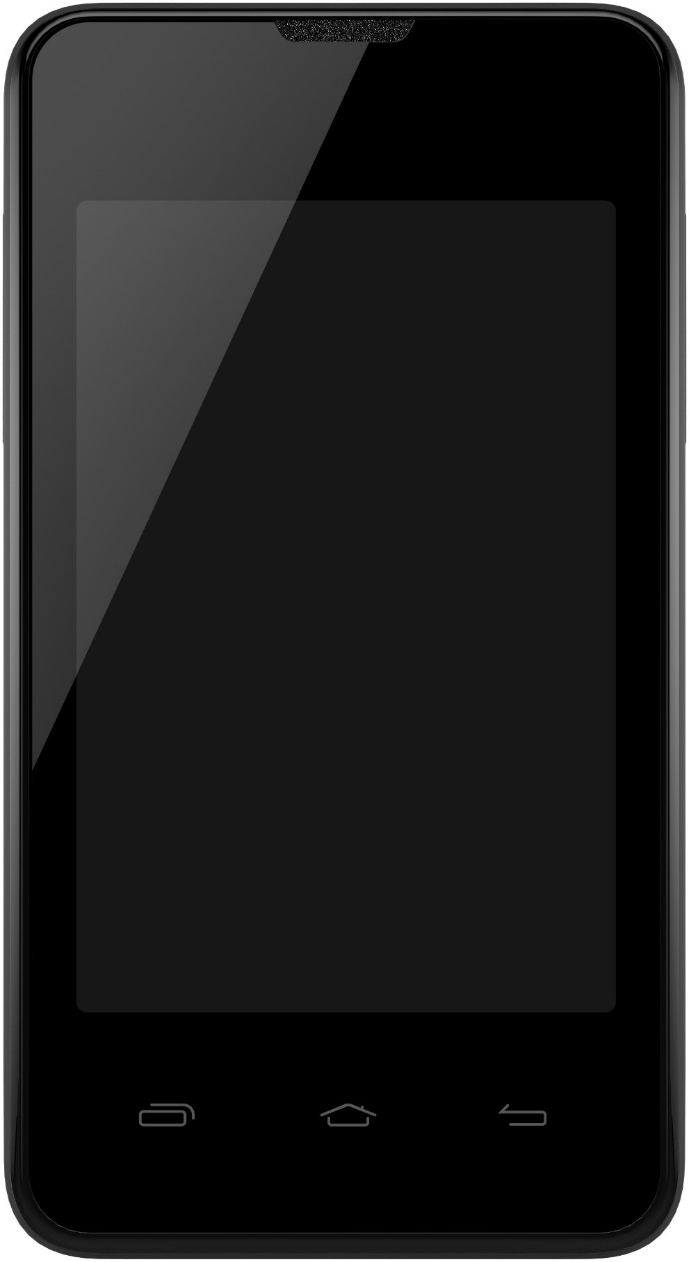 Micromax Bolt A58 (Black, 512 MB)(512 MB RAM)