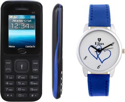 Infix N5(Black Blue)
