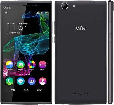 Wiko Ridge Fab 4G Multitouch 16 GB internal Smartphone (BlackIIGrey, 16 GB)