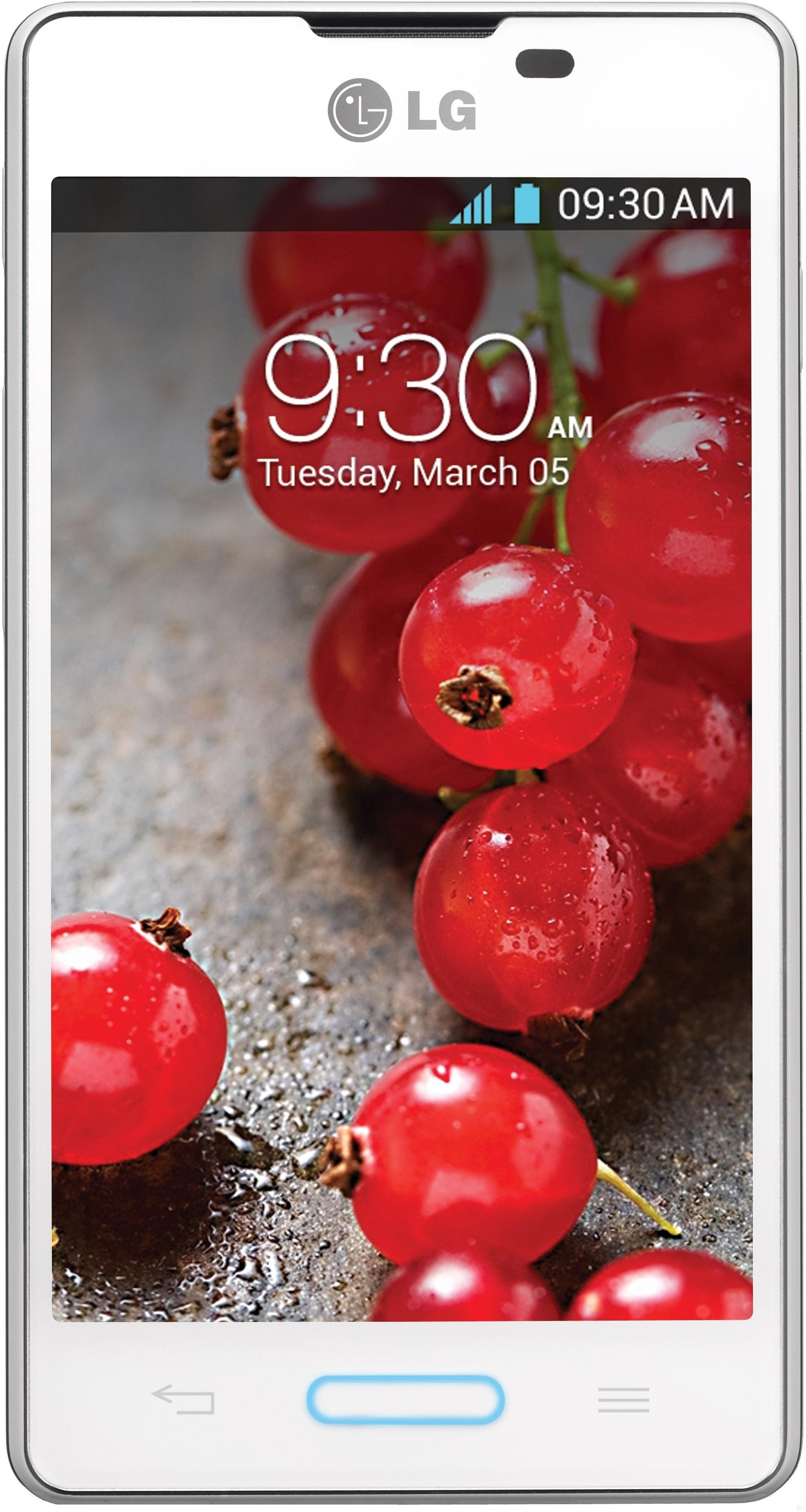 LG Optimus L5 II E450 (White, 4 GB)(512 MB RAM)