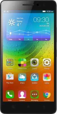 Lenovo K3 Note  Black, 16   GB  2   GB RAM  available at Flipkart for Rs.8650
