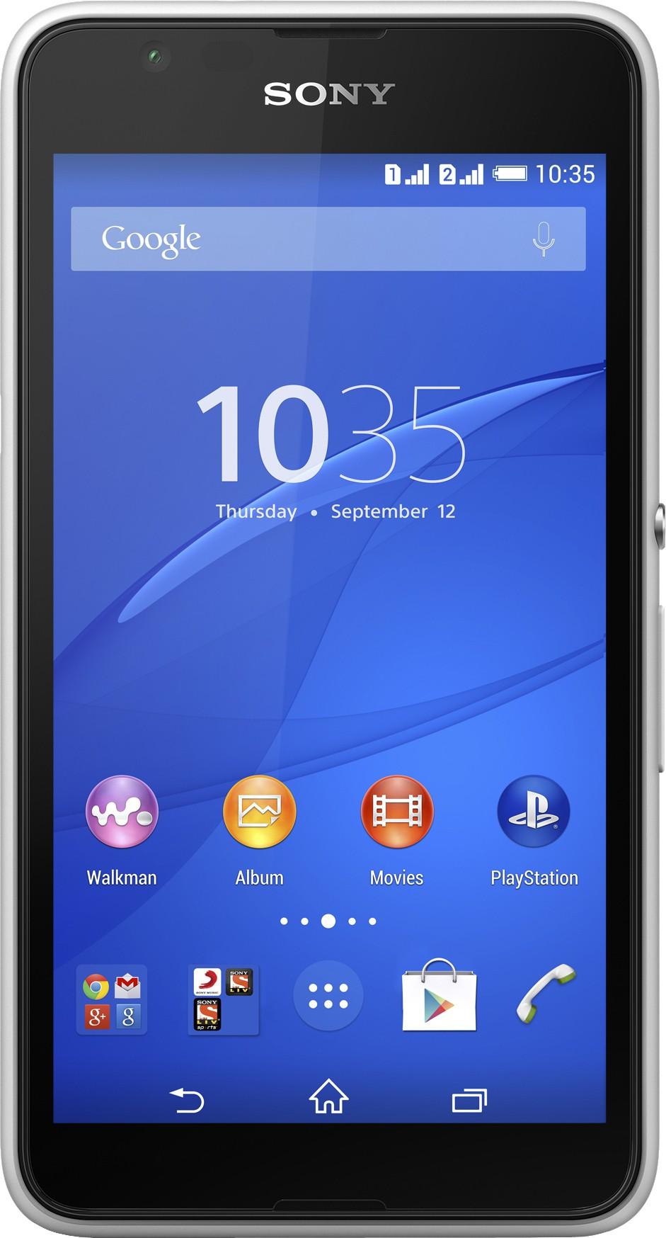 Sony Xperia E (1GB RAM, 8GB)