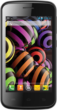 Intex Cloud Y12 (512MB RAM, 4GB)