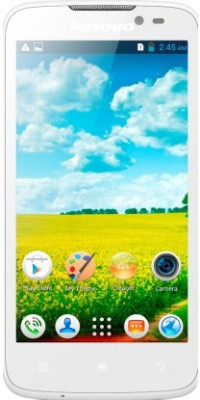 Lenovo A516 (White, 4 GB)