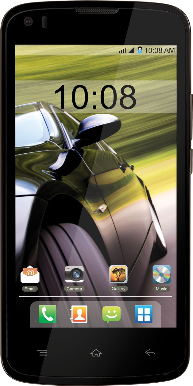 Intex Cloud n12 (Black, 32 GB)(2 MB RAM)