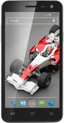 XOLO Q1011 (White, 4 GB)(1 GB RAM) at flipkart