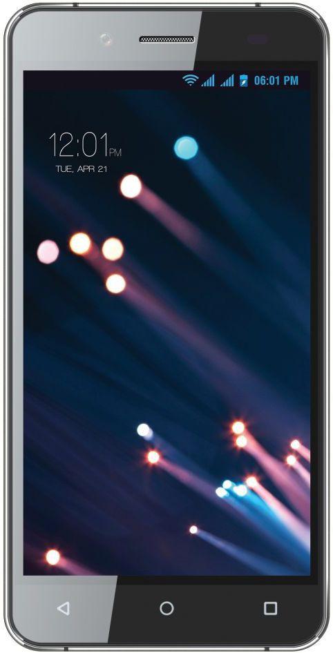 Mymobi MM500 (Black, 16 GB)(1 GB RAM)
