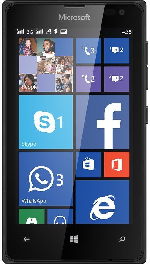 Microsoft Lumia 435 (1GB RAM, 8GB)