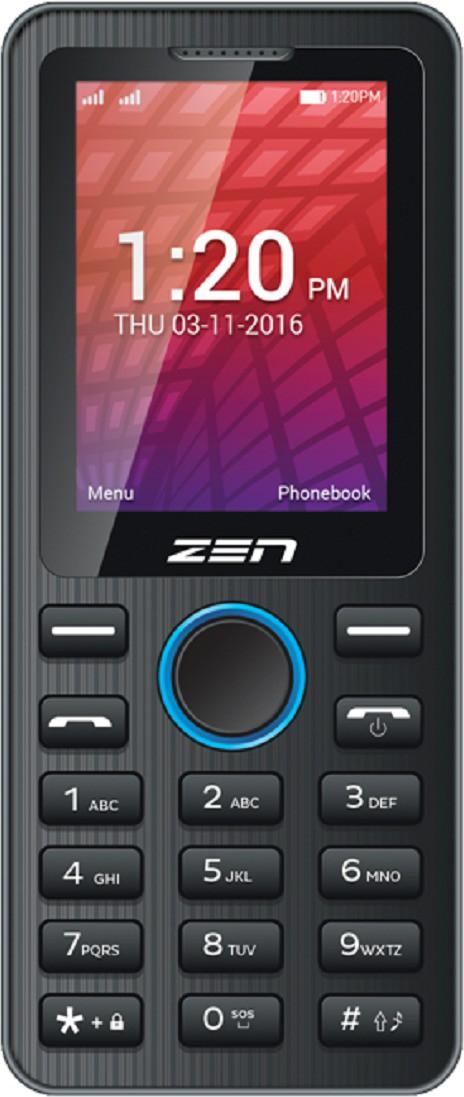 Zen X61(Black & Blue)