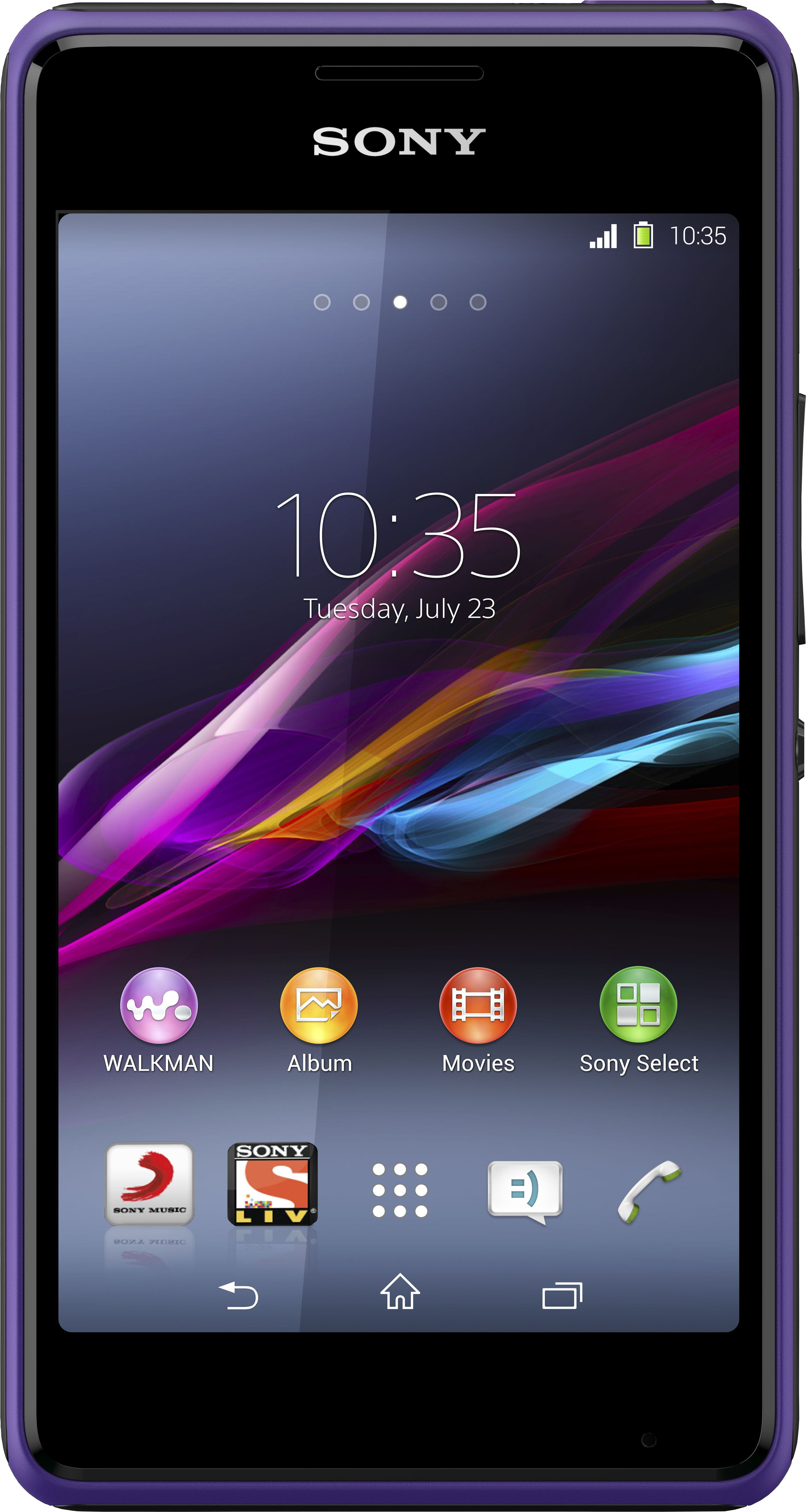 Sony Xperia E1 Dual (512MB RAM, 4GB)