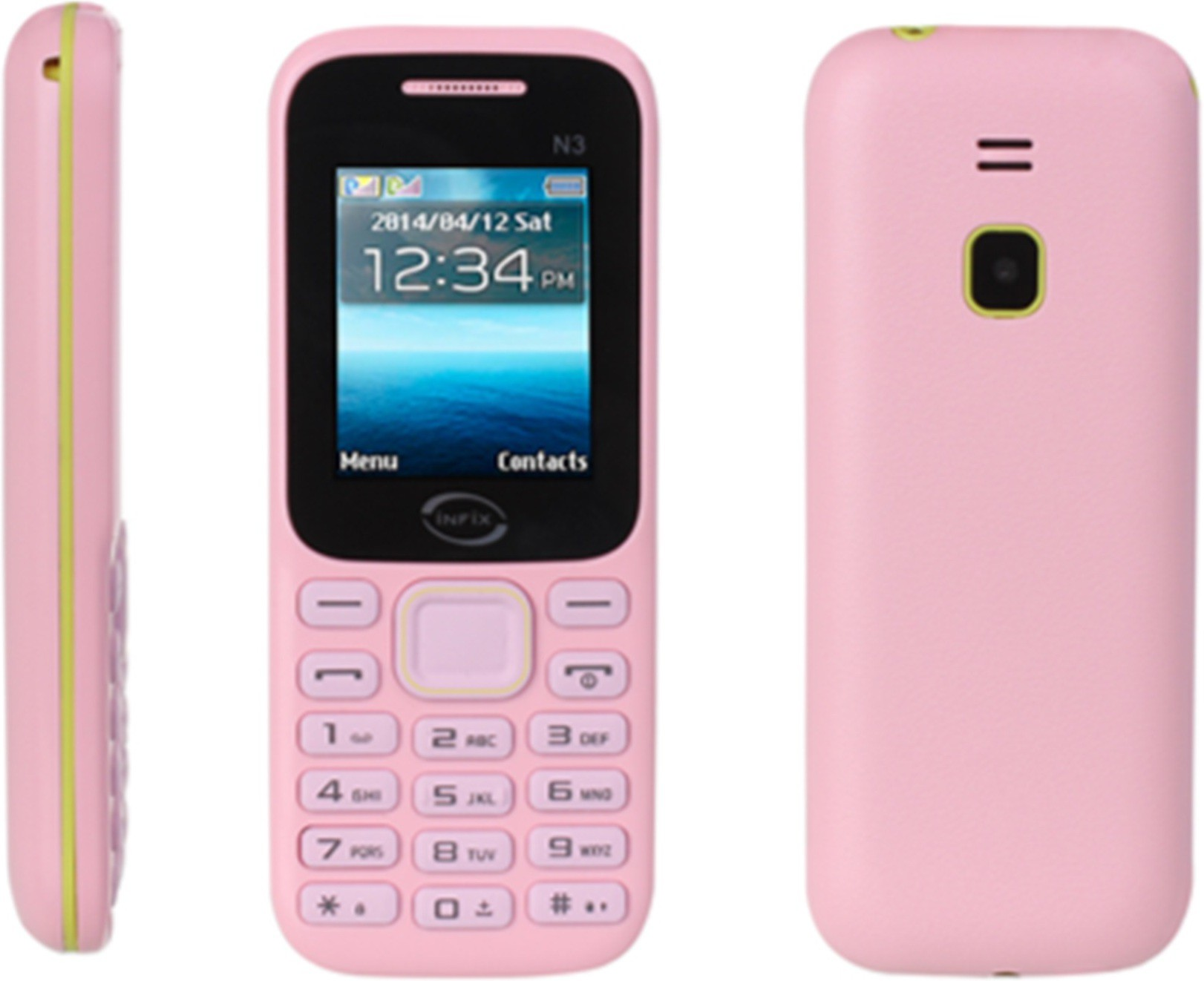 Infix N3(Pink)