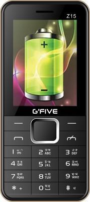 Gfive Z15(Black & Gold)