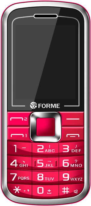 Forme D9 Red(Red)