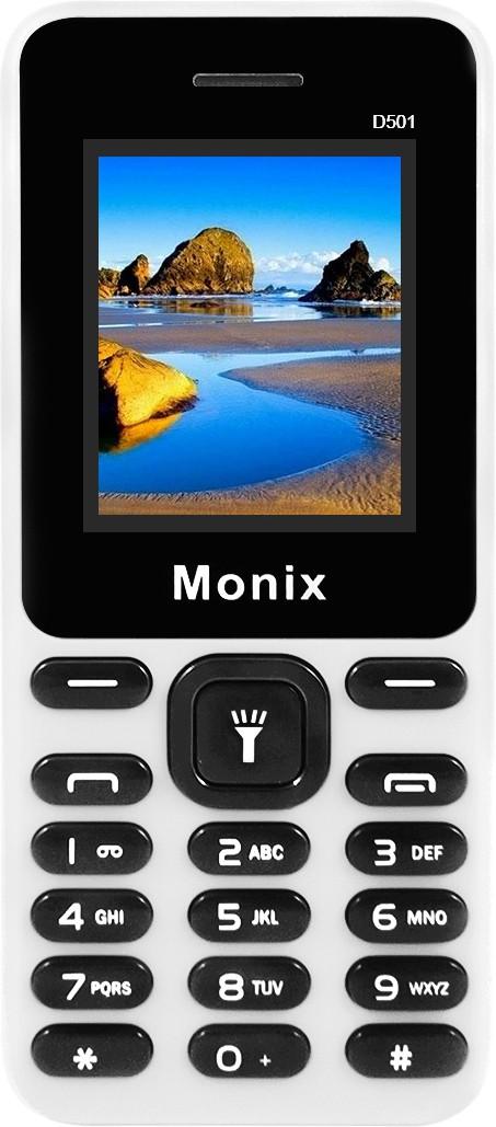 Monix D501(White)